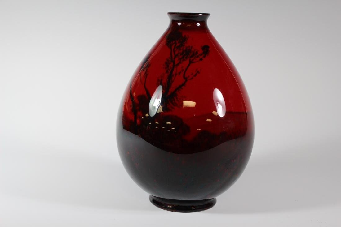 Royal Doulton FLAMBE Vase - 4
