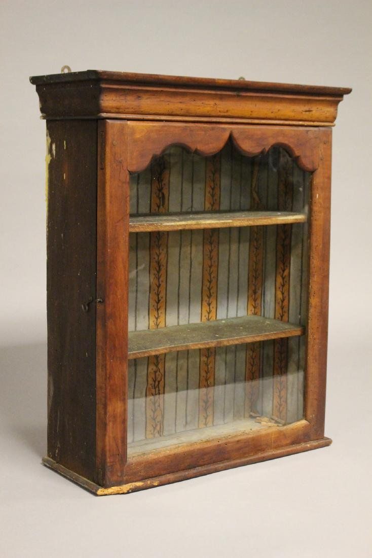 19th Century FRENCH Display Cabinet - 2