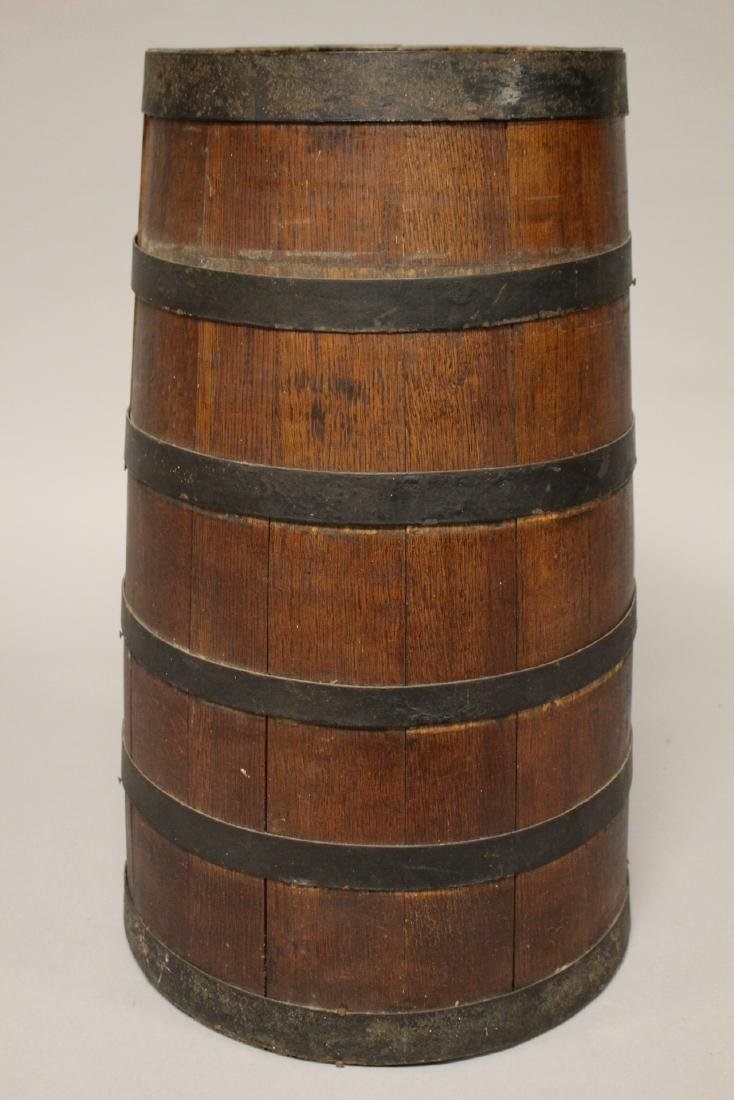 19th Century Primitive Wood Butter Churn - 2