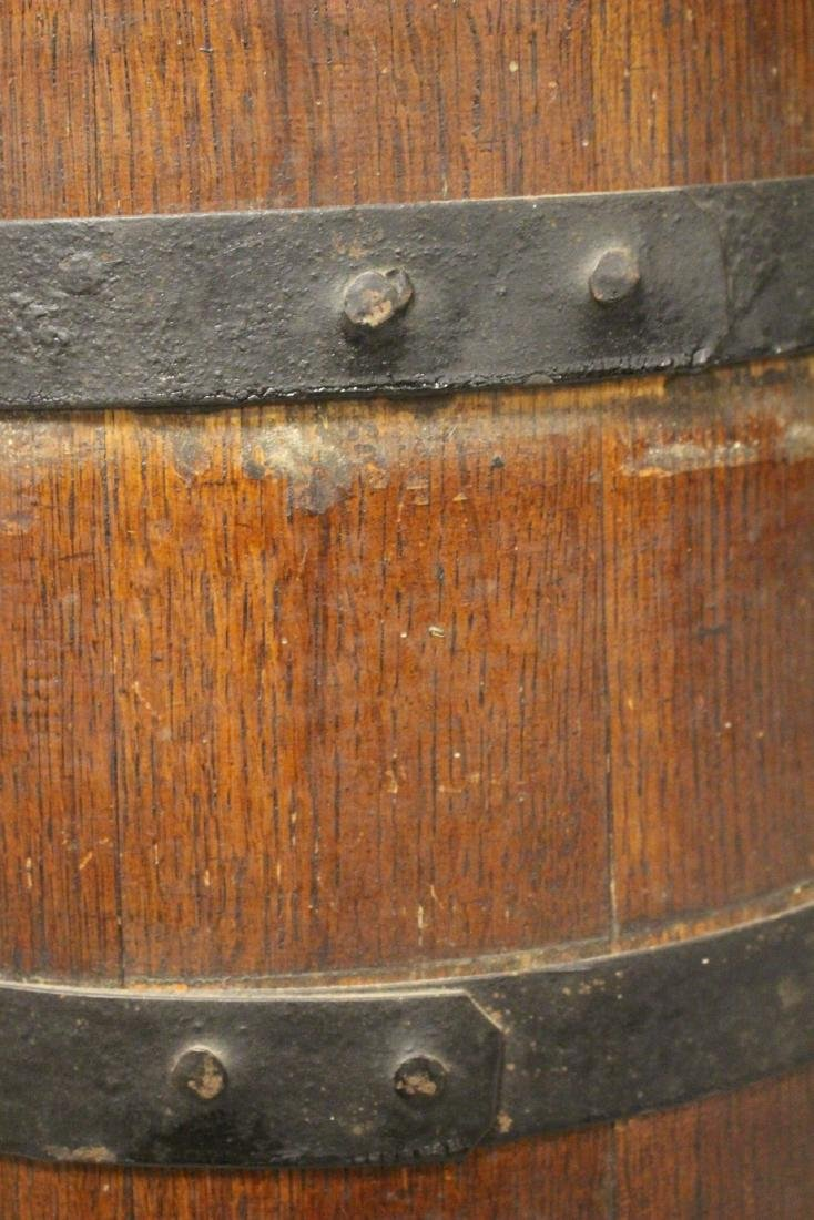 19th Century Primitive Wood Butter Churn - 4