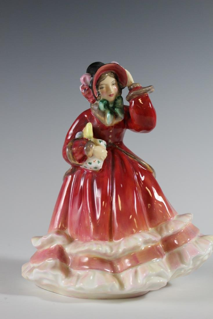 Three Royal Doulton Figurines - 7