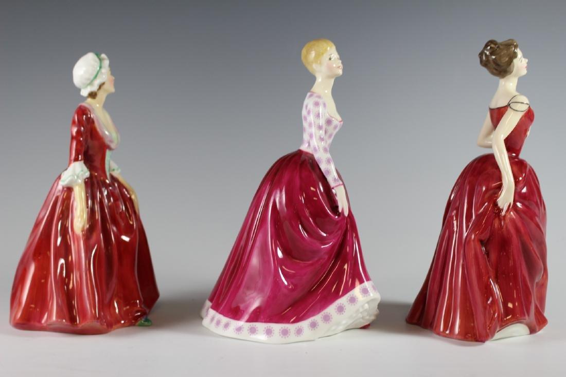Three Royal Doulton Figurines - 4