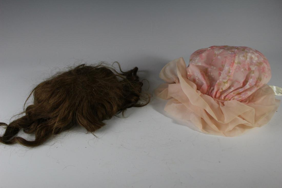 "Antique Simon & Halbig 1249 German 32"" Bisque Doll - 10"