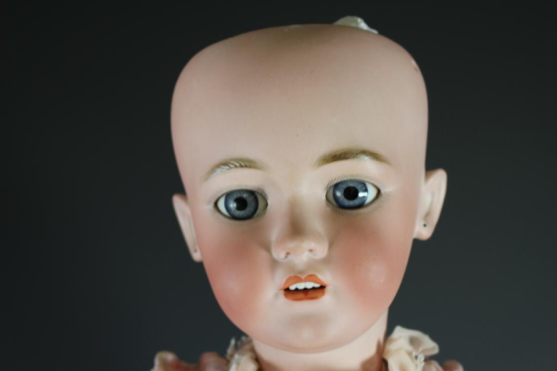 "Antique Simon & Halbig 1249 German 32"" Bisque Doll - 5"