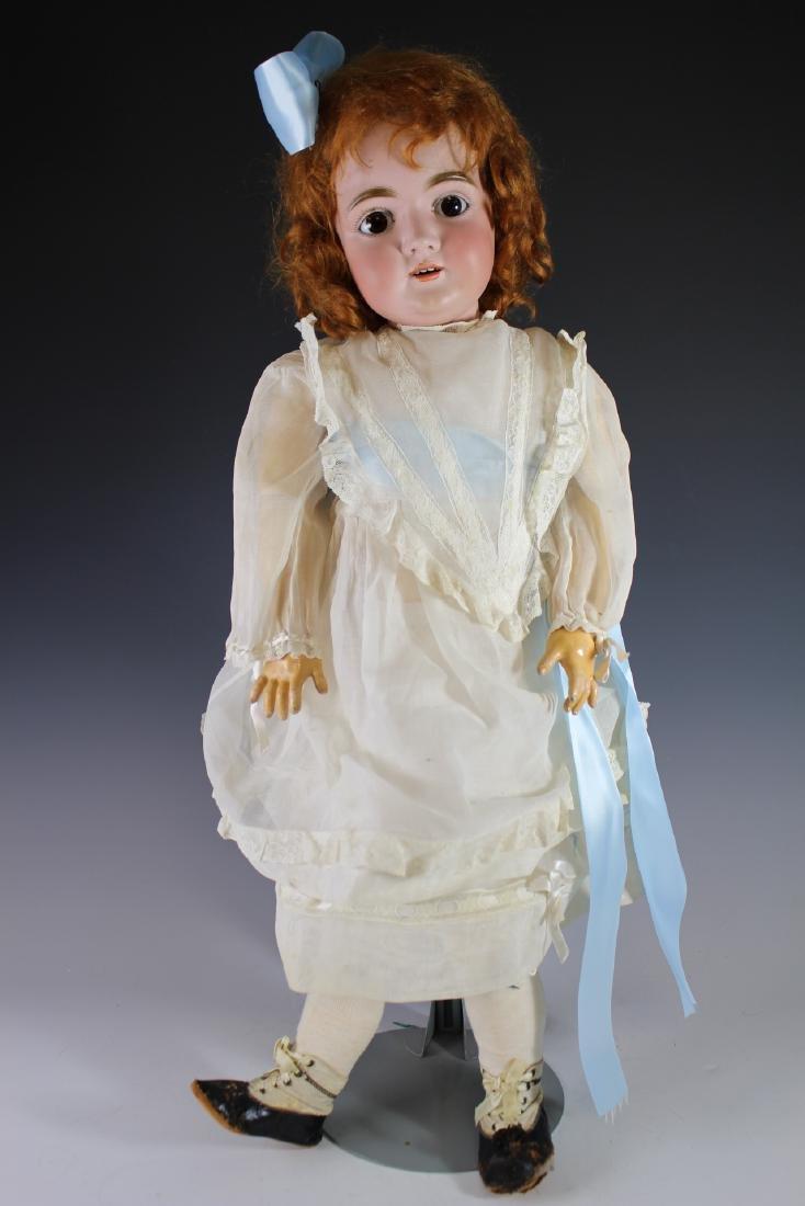 Two Antique Kestner German Dolls - 2