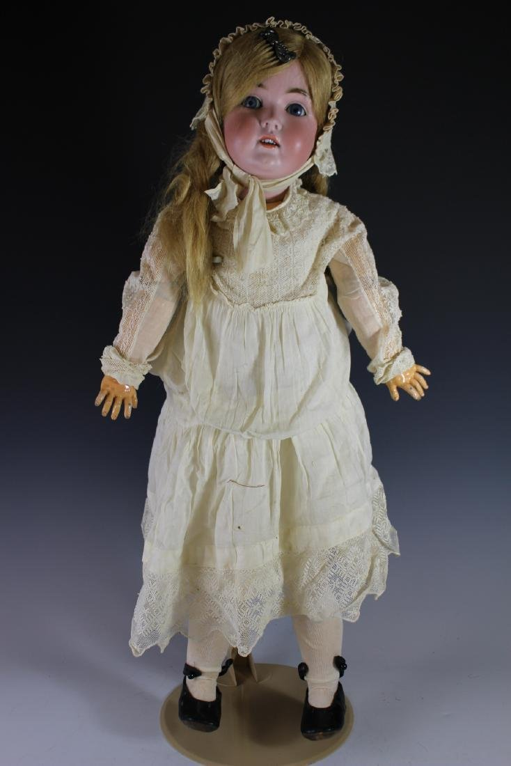Two Antique Kestner German Dolls - 8
