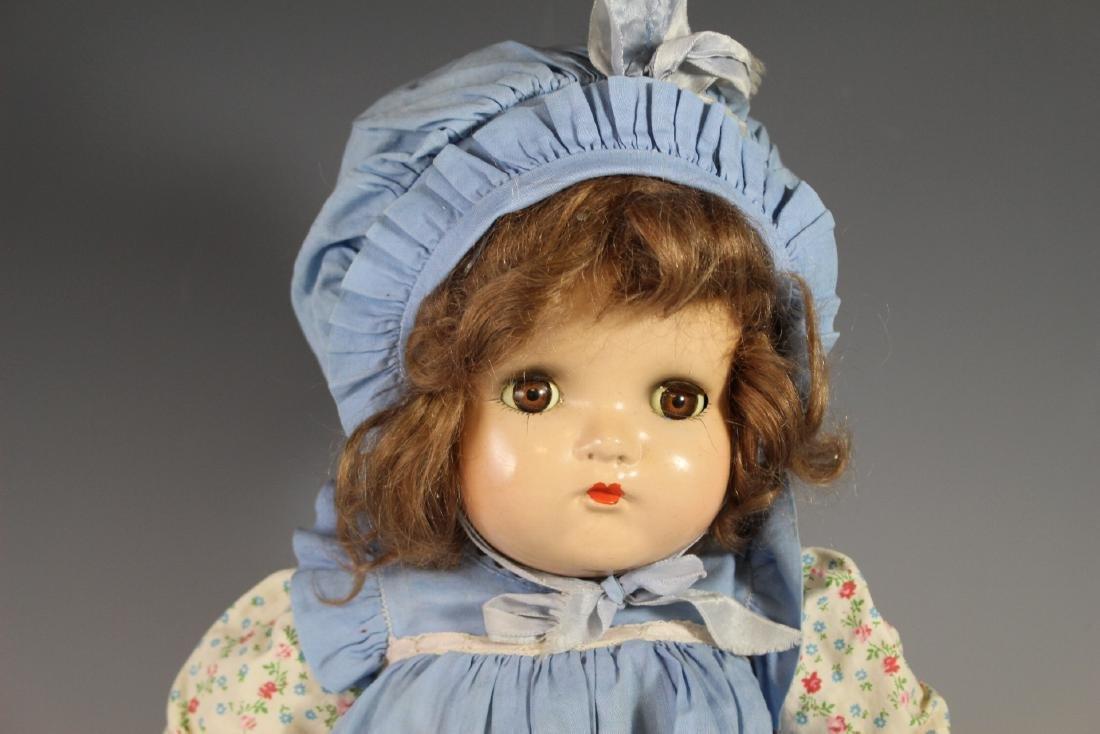 "Four Madame Alexander Dolls 8""-24"" - 4"