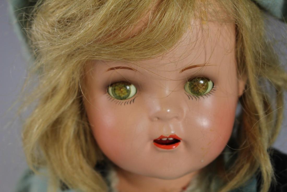 "Four Madame Alexander Dolls 8""-24"" - 7"