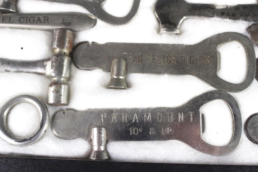 Group of 31 Vintage Advertising Cigar Tools - 9