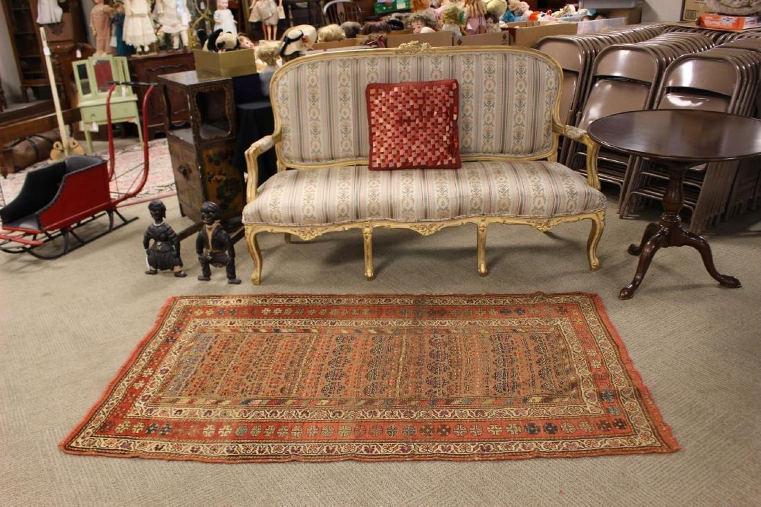 Semi Antique Persian Carpet - 10