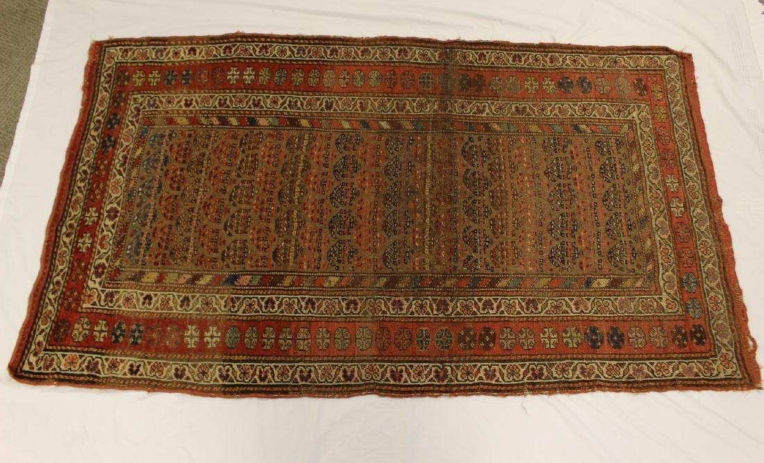 Semi Antique Persian Carpet - 2