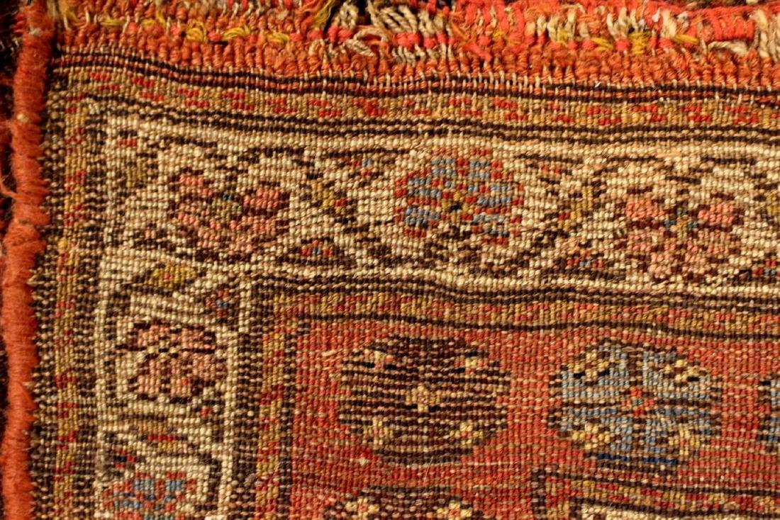 Semi Antique Persian Carpet - 9