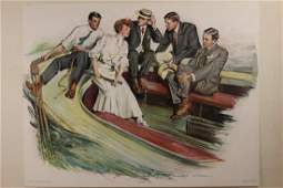 Charles Scribner's Sons Lithographs