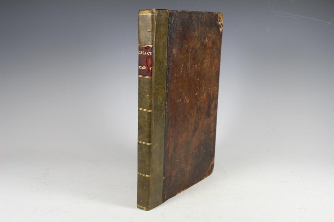 Julius Caesar's Book Wars in Gallia & Pompey, 1695