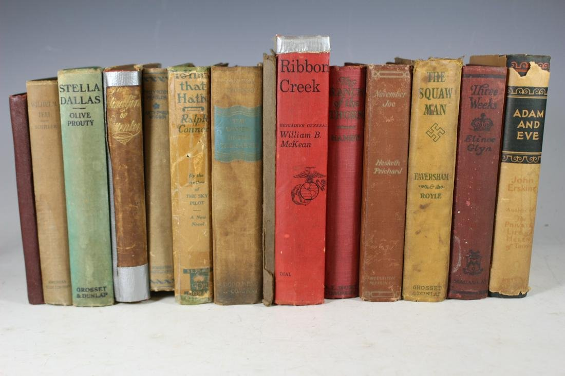 Vintage Collection Lot of Various Short Stories