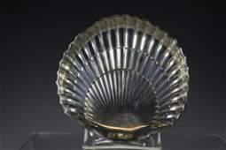 Gorham Sterling Silver Bon Bon Shell Bowl 42677