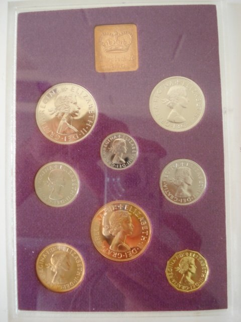 2: 1970 & 1971 Great Britain & N. Ireland Proof Sets
