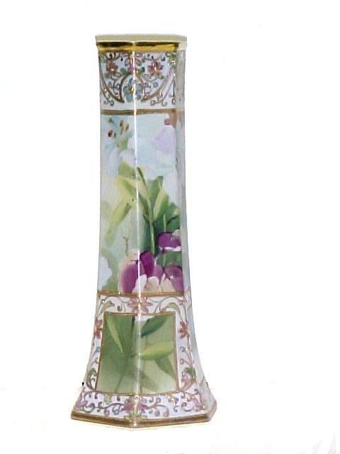 4: Nippon  Floral Vase