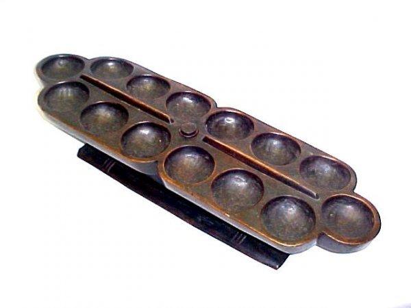 10: African Mancala Game