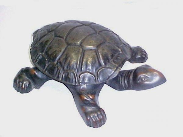 23: Rare Turtle Spittoon