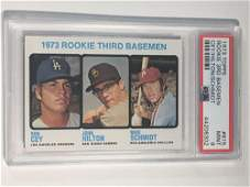 1973 Topps #615 Mike Schmidt Rookie PSA 9 MINT