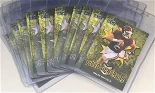 2018 Leaf Draft Field Generals Baker Mayfield Cards