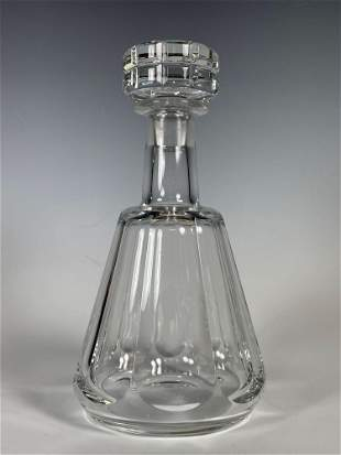 Baccarat Tallyrand Crystal Decanter