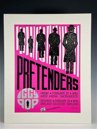 Cleveland Related Rock and Roll PRETENDERS Concert