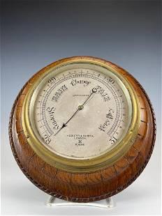 Negretti & Zambra English Barometer