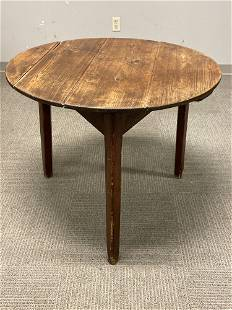 Early Primitive Cricket Table