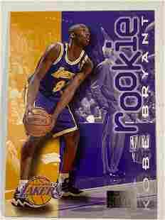 1996 Skybox Premium #203 Kobe Bryant Rookie Card