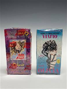 Olivia Collector's Cards Unopened Wax Boxes Adult Cards