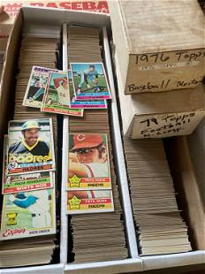 Save the Best for Last Sportscard Collection