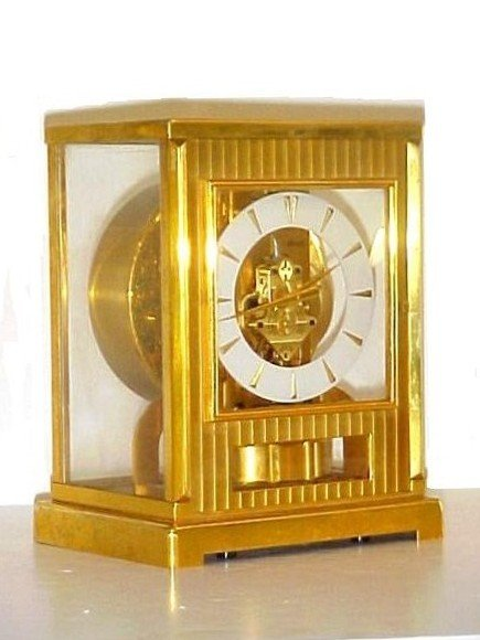 269: LeCoultre Atmos Perpetual Motion Clock