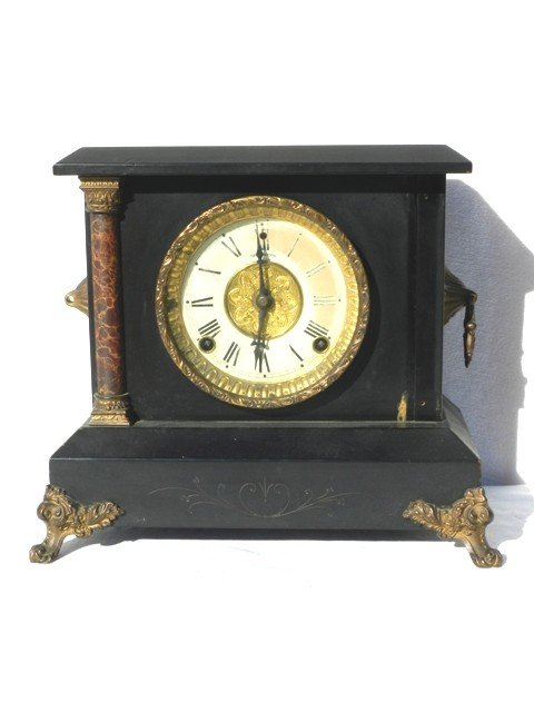 15: Sessions Mantle Clock