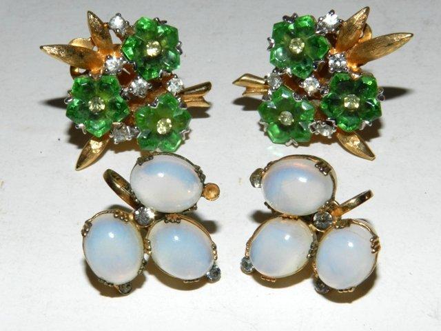 46: JOMAZ Designer Costume Jewelry -Sterling - 8