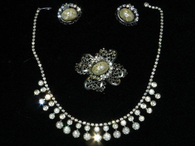 89: ESTATE Costume Jewelry Lot