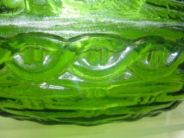 45: Westmoreland And Mosser Glass Hen on Nest - 3
