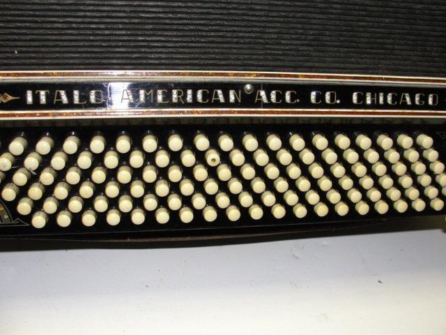 121: Italo-American Accordion Chicago Co. Gloria - 4