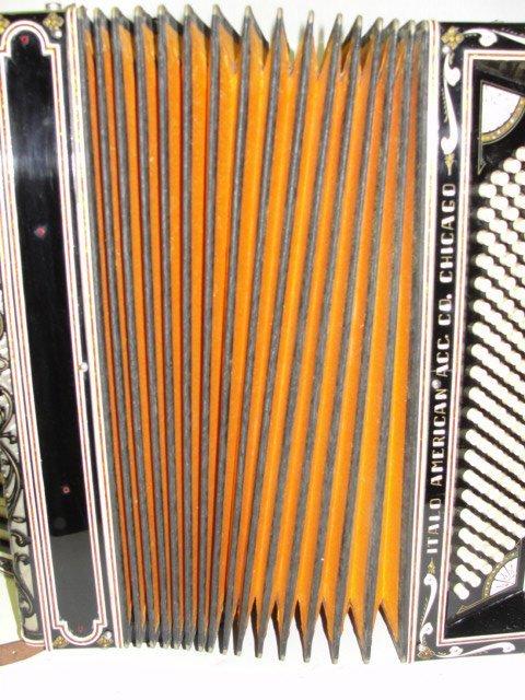 121: Italo-American Accordion Chicago Co. Gloria - 8