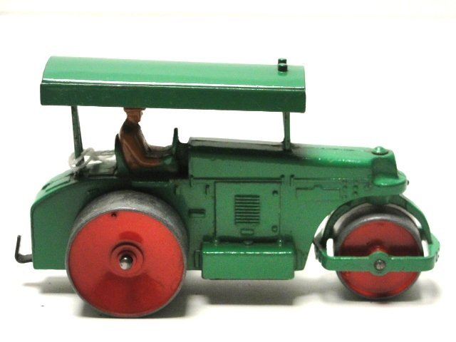 426: Dinky Road Roller Austin Taxi Toys - 2