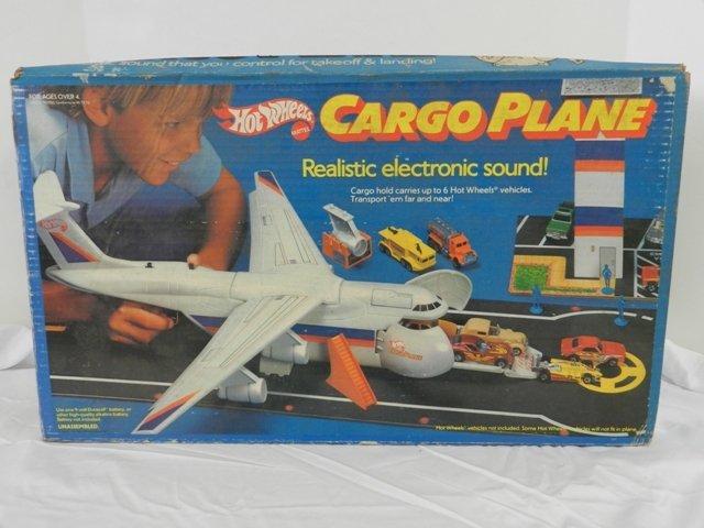 148: Hot Wheels Cargo Plane