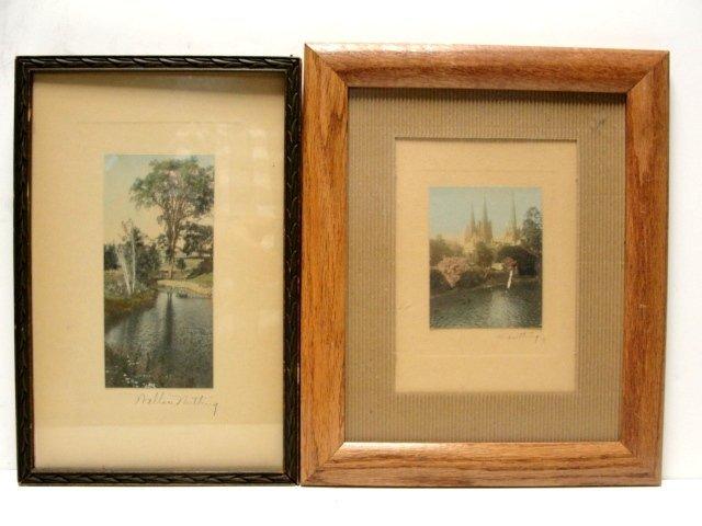 14: Nuttings Prints Litchfield Minster / Summer Wind
