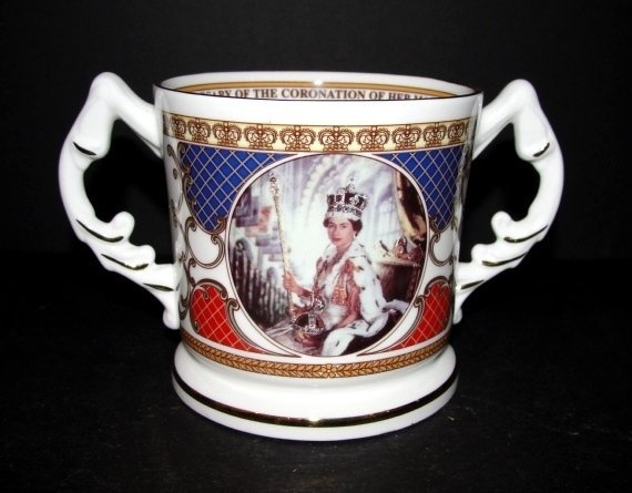5A: Queen Elizabeth 50th. Year Anniversary