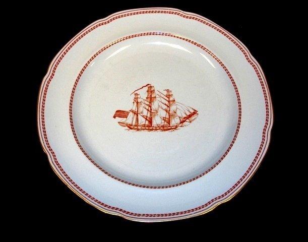 10: Copeland Spode England ''Ship Grand Turk''