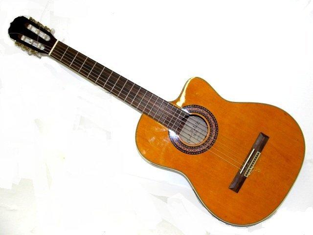 carlo robelli classic acoustic guitar