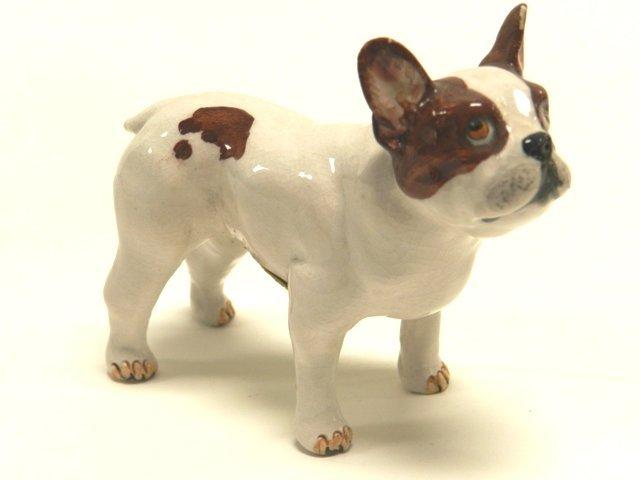 Basil Matthews Porcelain Bulldog