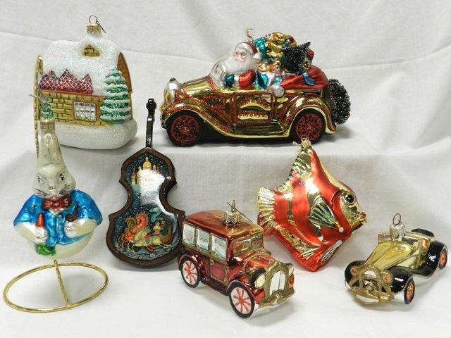 Christopher Radko  Collection Lot