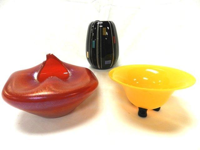 Del Matto & Chezch Glass Collection