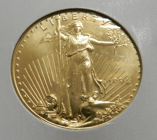 1994 US $50.00 Gold Coin
